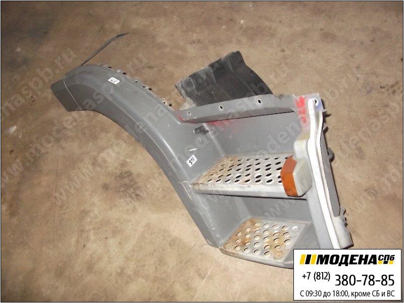 запчасти mercedes Облицовка ступени верхняя правая  A9736601701