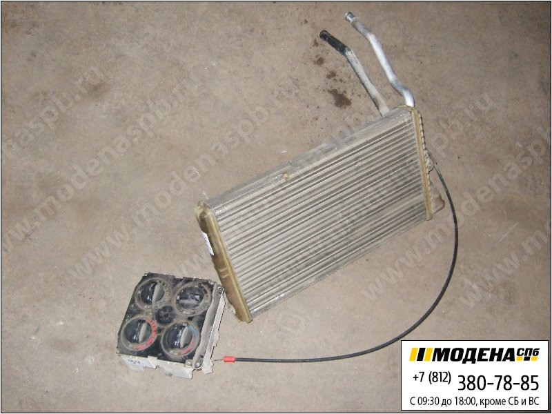 запчасти mercedes Панель управления печкой с радиатором  A0008306885