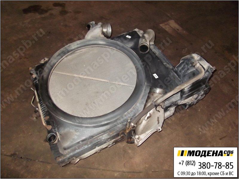 запчасти mercedes Радиатор двигателя с интеркулером в сборе  A9425000803