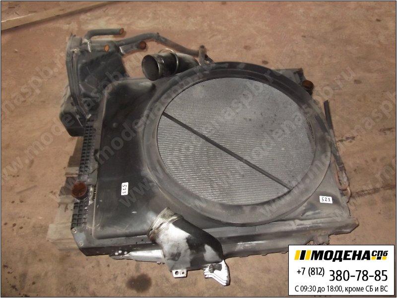 запчасти mercedes Радиатор двигателя с интеркулером в сборе  A9425001103