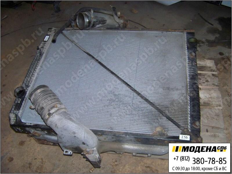 запчасти mercedes Радиатор двигателя с интеркулером в сборе  A9425001703
