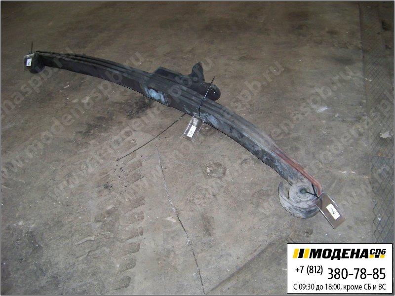 запчасти mercedes Рессора передняя трехлистовая  A9433200402