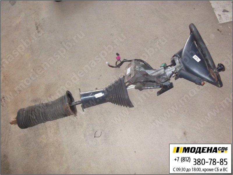 запчасти mercedes Руль с замком зажигания и колонкой  A0085450124