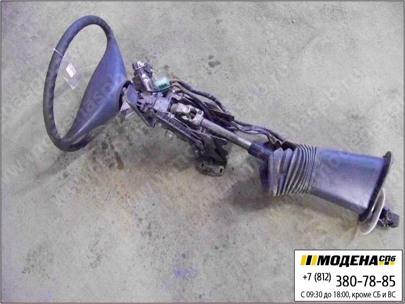 запчасти mercedes Руль с замком зажигания и колонкой  A9424602809