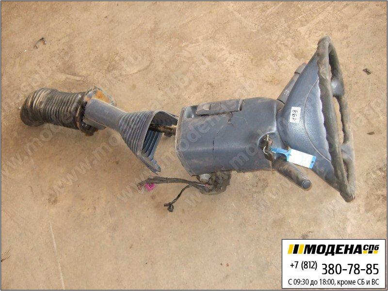 запчасти mercedes Руль с замком зажигания и колонкой  A9434640101