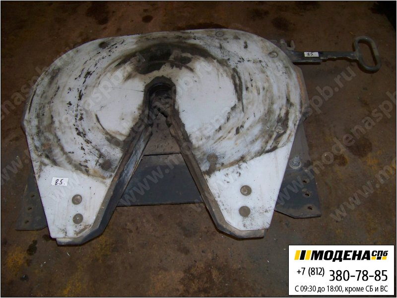 запчасти mercedes Седло тягача  Jost JSK37C185Z