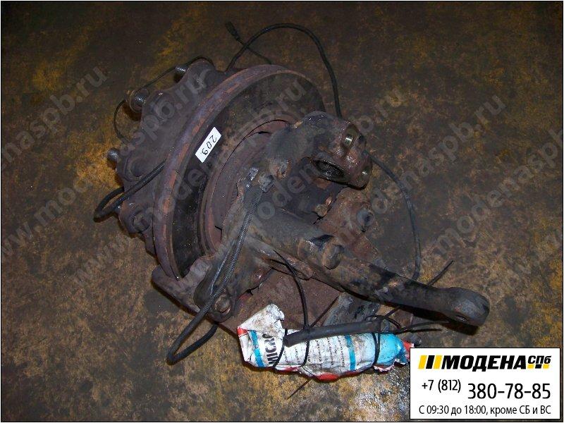 запчасти mercedes Ступица левая с тормозным диском и тормозной камерой  A9433320201