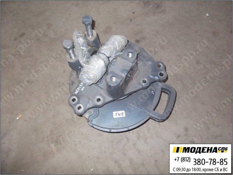 запчасти mercedes Ступица правая (новая) с тормозным диском  A9423320502