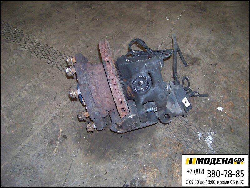 запчасти mercedes Ступица правая с тормозным диском и тормозной камерой  A0014205201