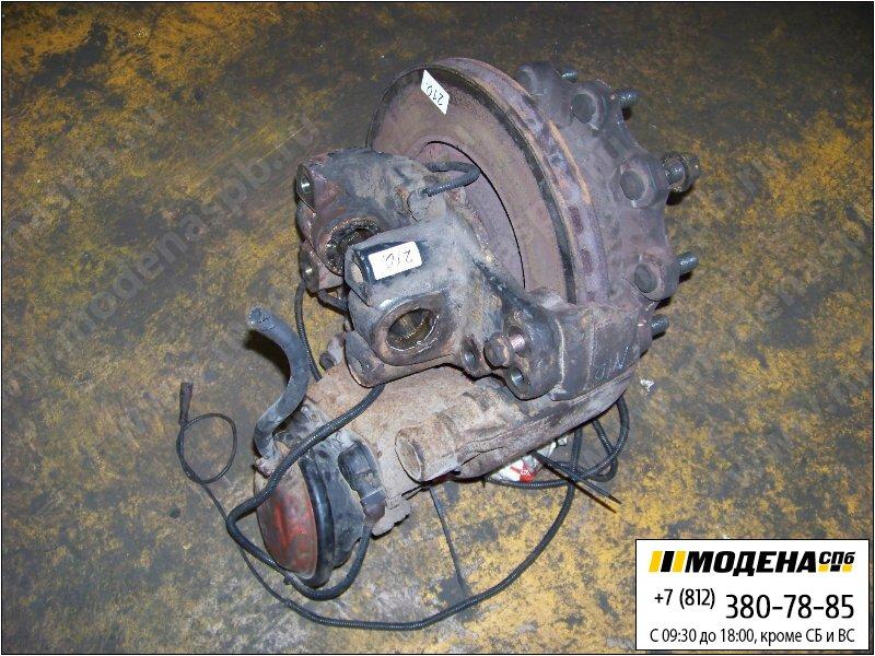 запчасти mercedes Ступица правая с тормозным диском и тормозной камерой  A9433320002