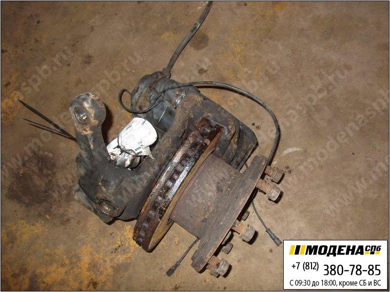 запчасти mercedes Ступица правая с тормозным диском и тормозной камерой  A9753320201