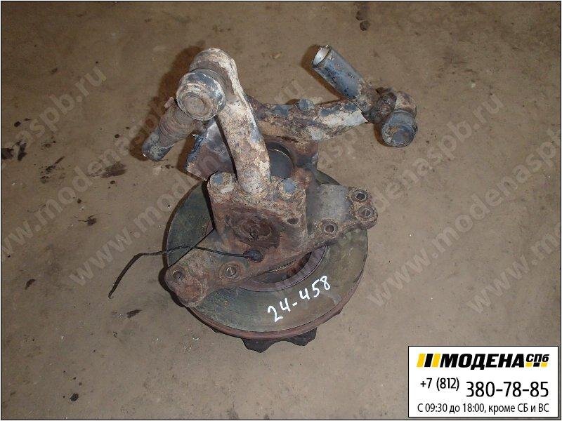 запчасти mercedes Ступица с тормозным диском левая передняя  A9423321301