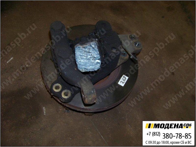 запчасти mercedes Ступица с тормозным диском правая  A9433320002