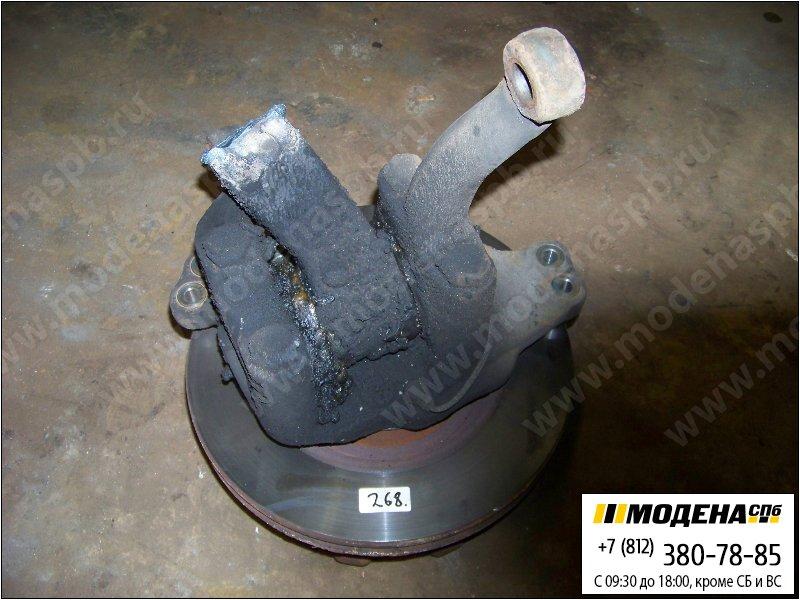 запчасти mercedes Ступица с тормозным диском правая  A9433320201