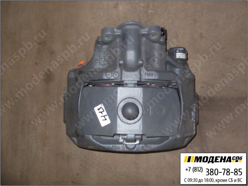 запчасти mercedes Суппорт (новый) с тормозными колодками  A9444200301