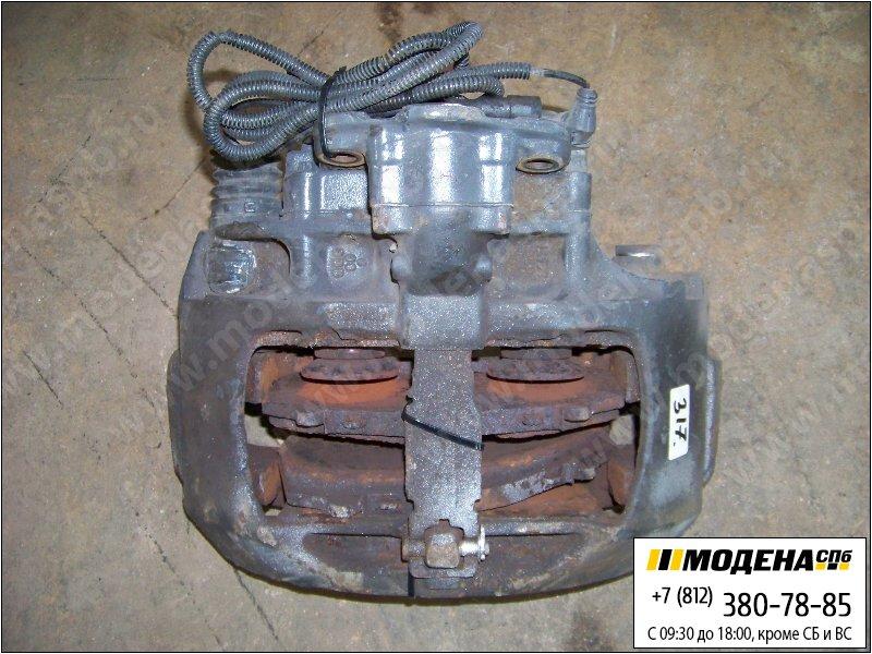 запчасти mercedes Суппорт с тормозными колодками  A9424203301