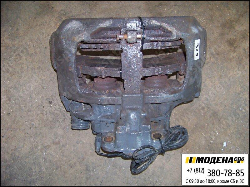запчасти mercedes Суппорт с тормозными колодками  A9424203401