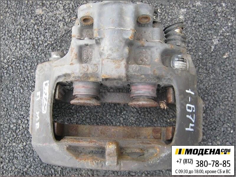 запчасти mercedes Суппорт тормозной правый передний  A9424203401