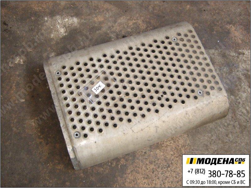 запчасти mercedes Теплозащита (площадка) глушителя  A9424921930