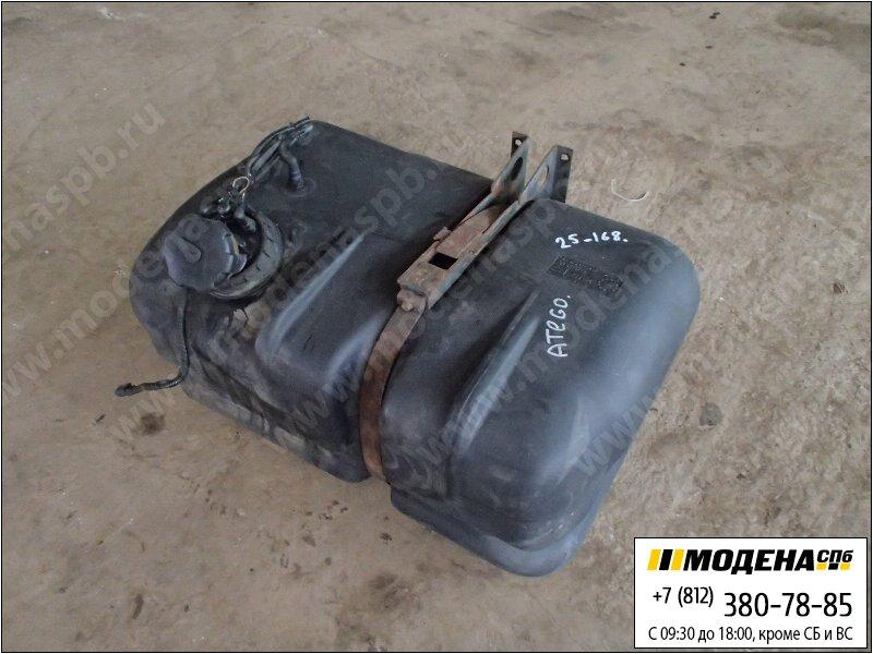 запчасти mercedes Топливный бак 180 литров с топливозаборником, крышкой и крепежом (пластик)  A9704711201