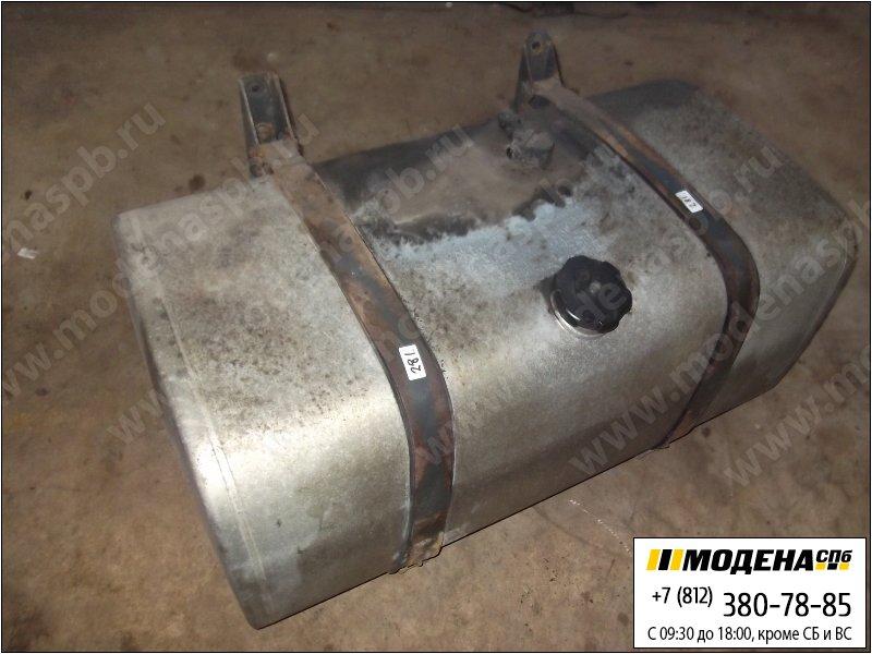 запчасти mercedes Топливный бак 400 литров с топливозаборником, крышкой и крепежом (алюминий)  A9424700401