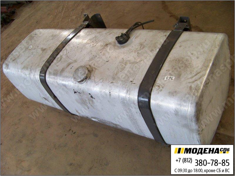 запчасти mercedes Топливный бак 800 литров (1820х640х570) с топливозаборником, крышкой и крепежом (алюминий)