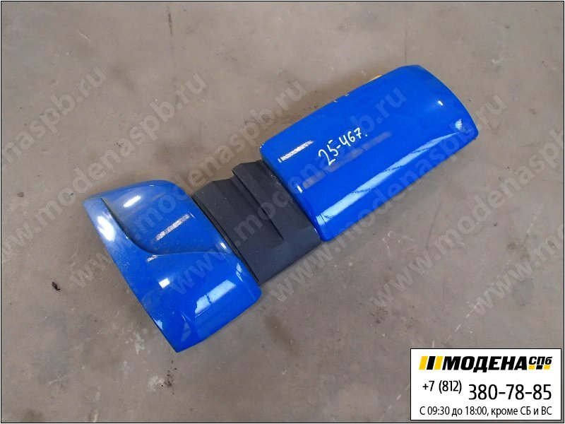 запчасти mercedes Угол кабины левый, цвет синий  A9418840222