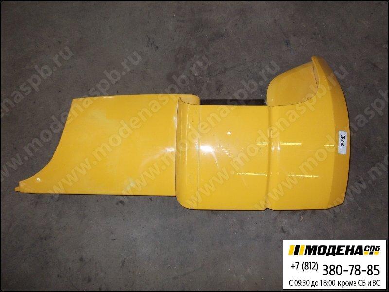 запчасти mercedes Угол кабины правый, цвет жёлтый  A9438840123