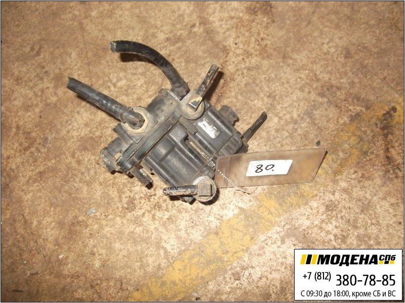 запчасти mercedes Ускорительный клапан  Wabco 4802050010
