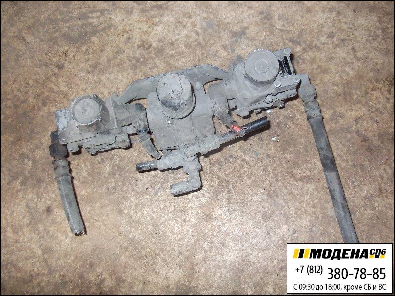 запчасти mercedes Ускорительный клапан  Wabco 9730110020