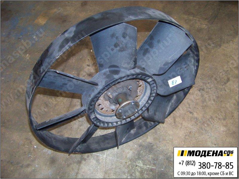 запчасти mercedes Вентилятор радиатора двигателя с вискомуфтой  A9042050406