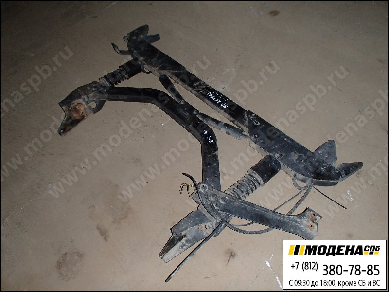 запчасти mercedes Замок кабины с амортизатором и стойкой  A9428900046