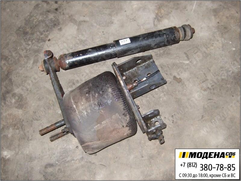 запчасти renault Амортизатор газовый передней подвески с пневморессорой  5010294385