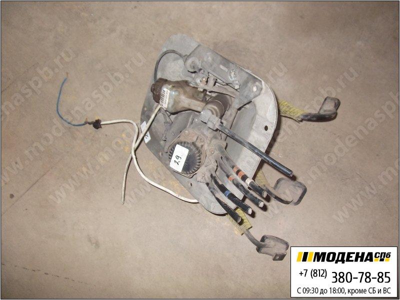 запчасти renault Блок педалей сцепление-тормоз (с тормозным краном ABS)  Wabco 4614945000