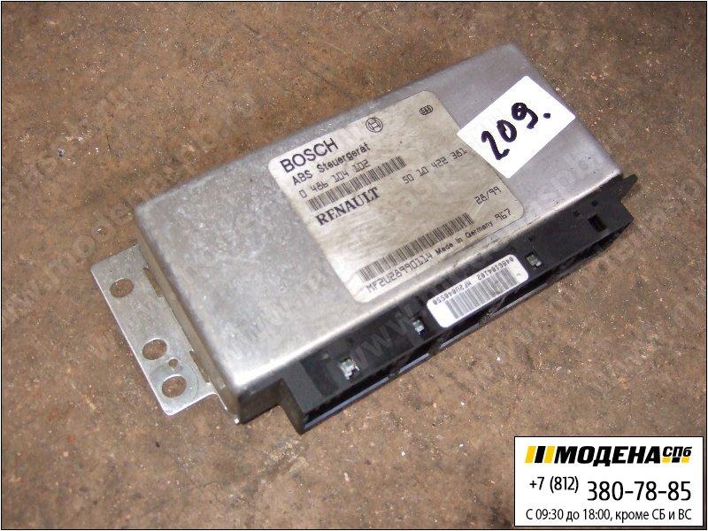 запчасти renault Блок управления ABS  5010422381