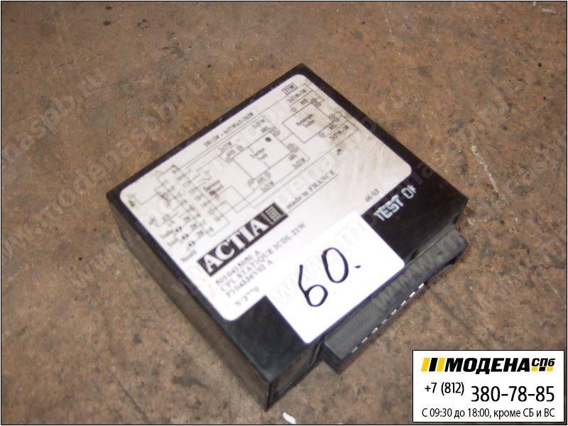 запчасти renault Блок управления ACTIA реле света фар  5010415050