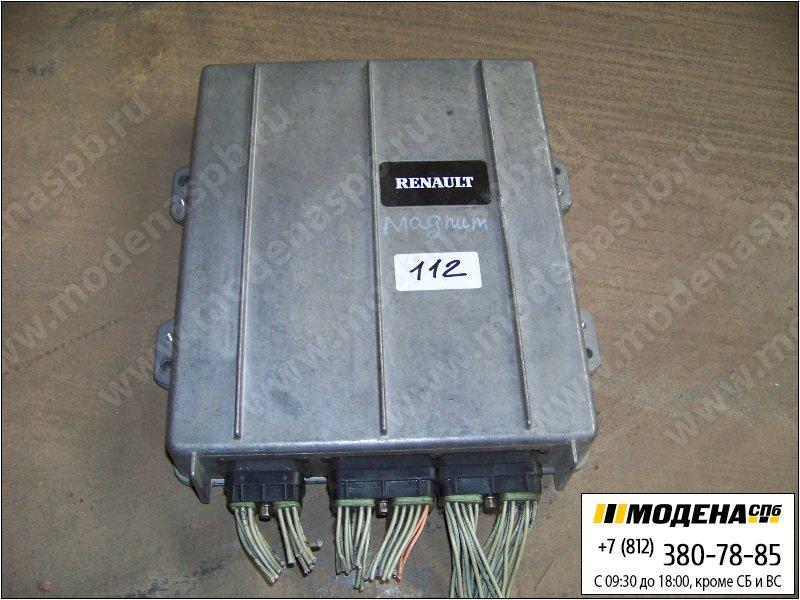запчасти renault Блок управления двигателем  5010284081
