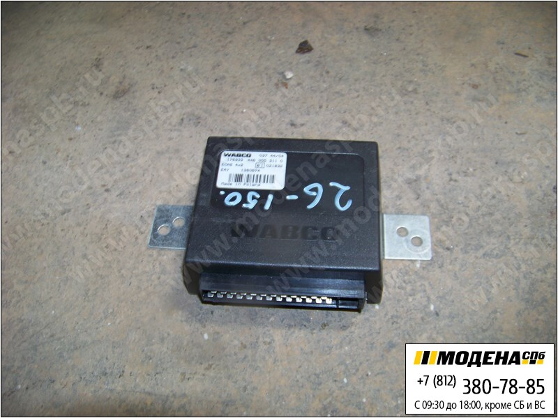 запчасти renault Блок управления ECAS 4x2 тормозная система  Wabco 4460553110
