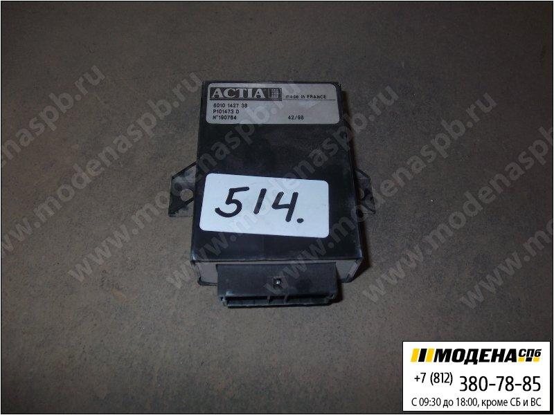 запчасти renault Блок управления поворотниками ACTIA  5010142738