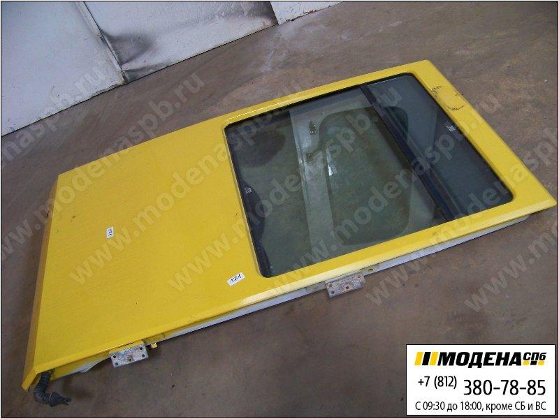 запчасти renault Дверь правая, цвет жёлтый