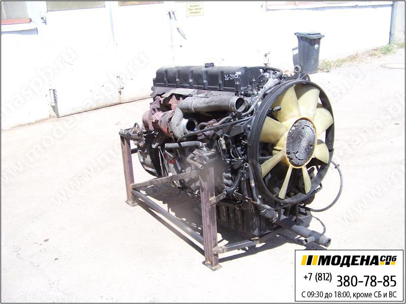 запчасти renault Двигатель дизельный 420 DCI 11 C+J01 420 л.с. 309 кВт, 11000 см. куб  5600117803