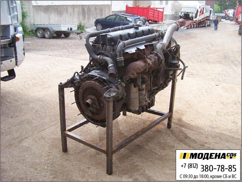 запчасти renault Двигатель дизельный 420 л.с. 308 кВт, 11115 см.куб  DCI11 C+J01 21