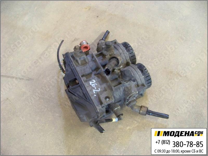 запчасти renault Двухканальный модулятор EBS  Knorr-Bremse 0486204021