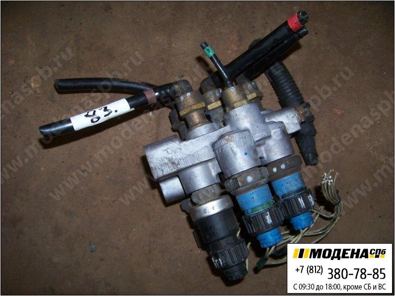 запчасти renault Клапан защитный четырехконтурный  5010525450