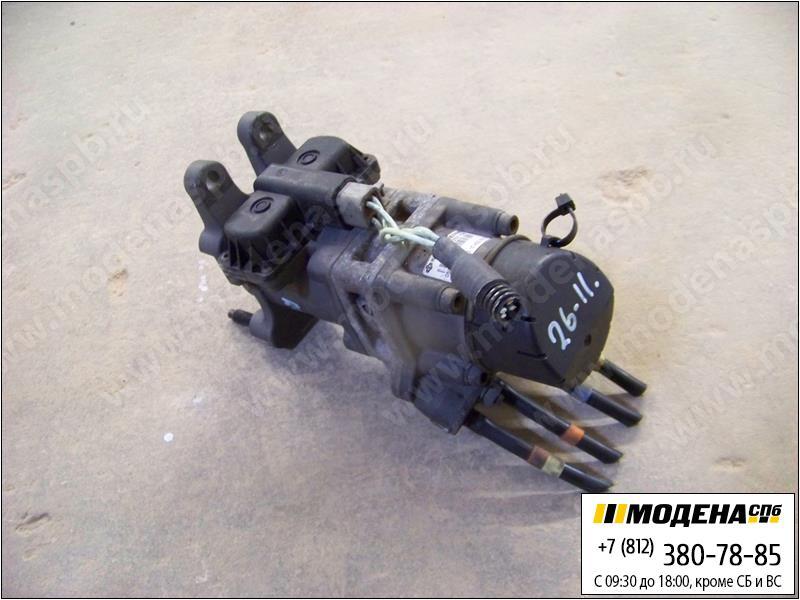 запчасти renault Клапан защитный четырехконтурный  Knorr-Bremse 0486200104