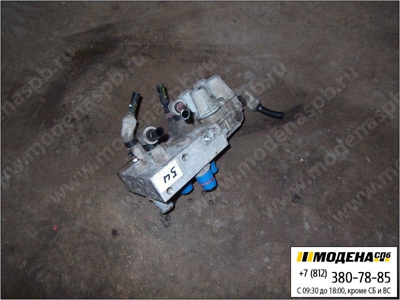 запчасти renault Клапан защитный четырехконтурный  Knorr-Bremse AE4440