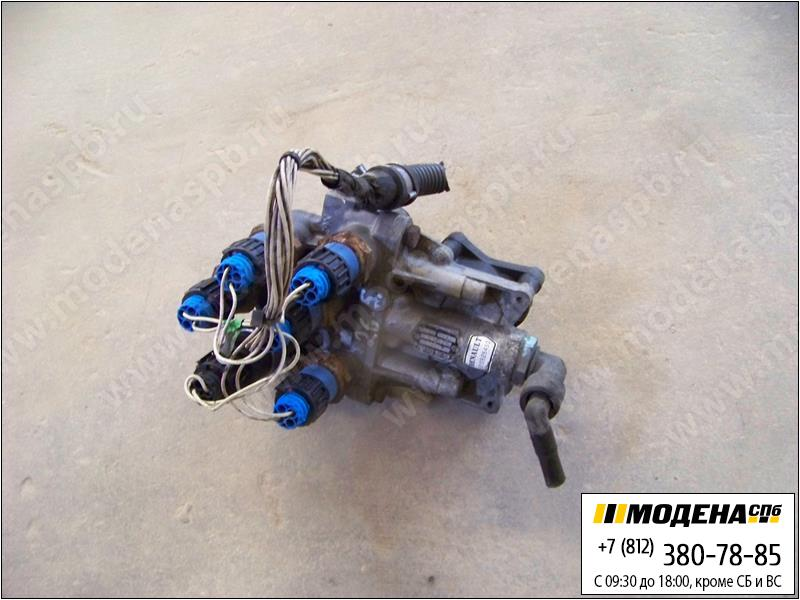 запчасти renault Клапан защитный четырехконтурный  Knorr-Bremse AE4625