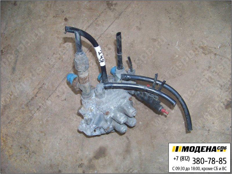 запчасти renault Клапан защитный четырехконтурный  Wabco 9347141300