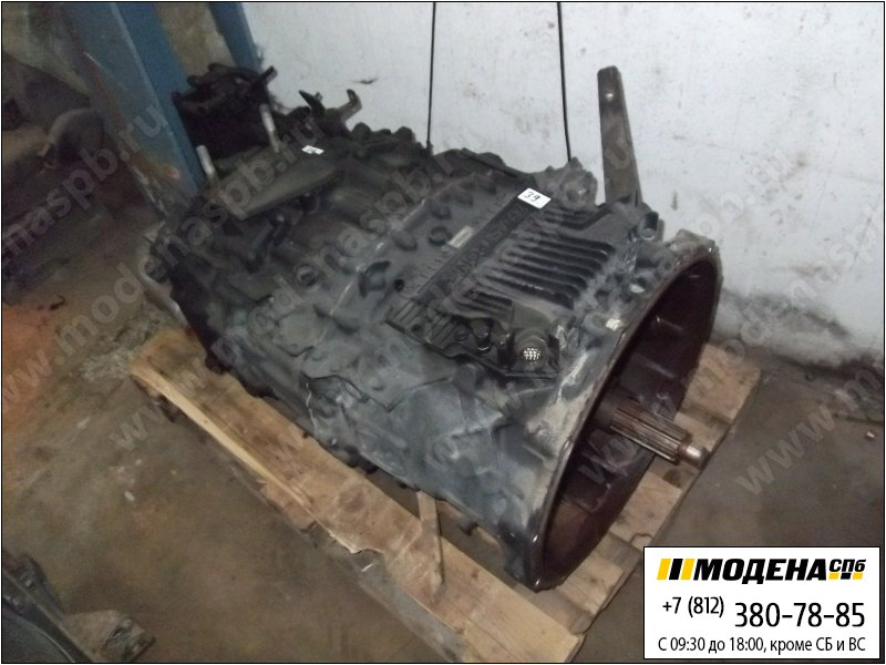 �������� renault ������� ������� ZF 16�S2601 IT DD AS-Tronic (Ratio: 17,03-1,00)  5010545878