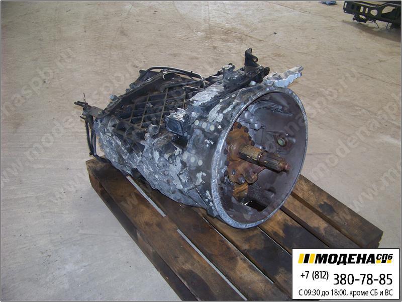 запчасти renault Коробка передач ZF 16S151 Ecosplit механическая (Ratio: 13,80-0,84)  5001858509